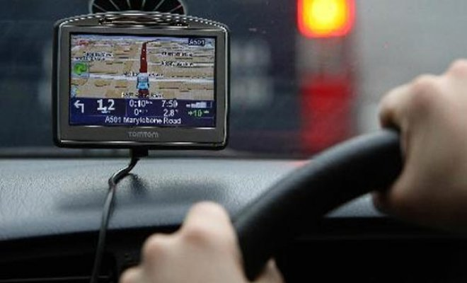 Teknoloji Navigasyon İle Hayatımızı Kolaylaştırdı