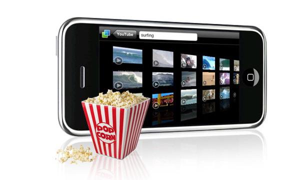 İphone 2K Video