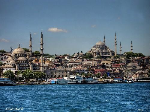 istanbul manzara