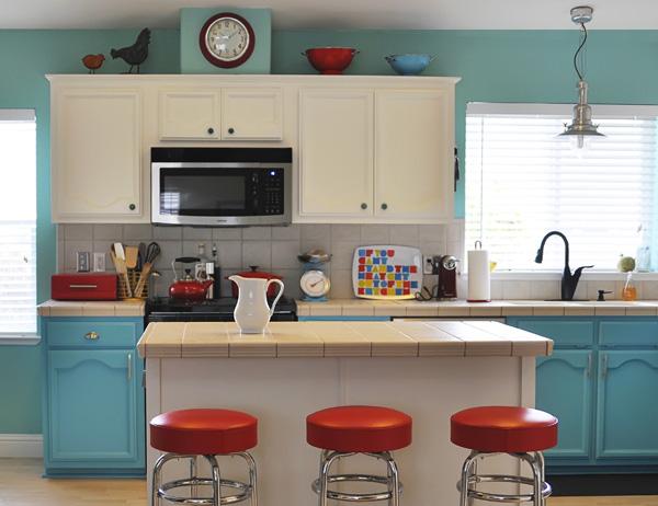 Mutfağınızda Küçük Dokunuşların Değişikliği