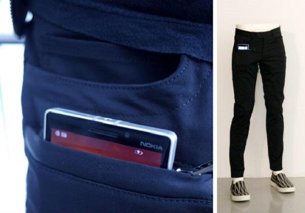 Şarj Edebilen Pantolon