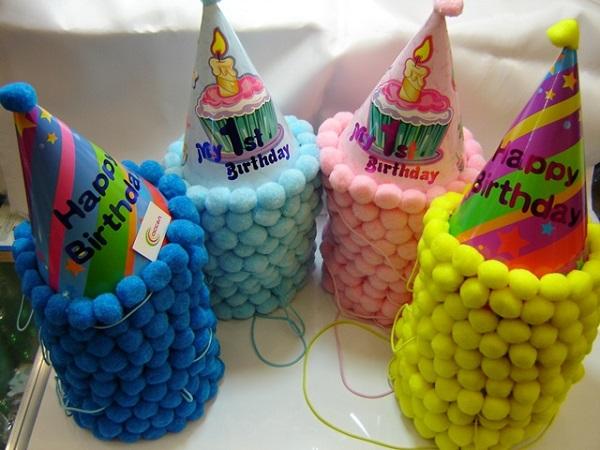 Doğum Günü Şapkaları