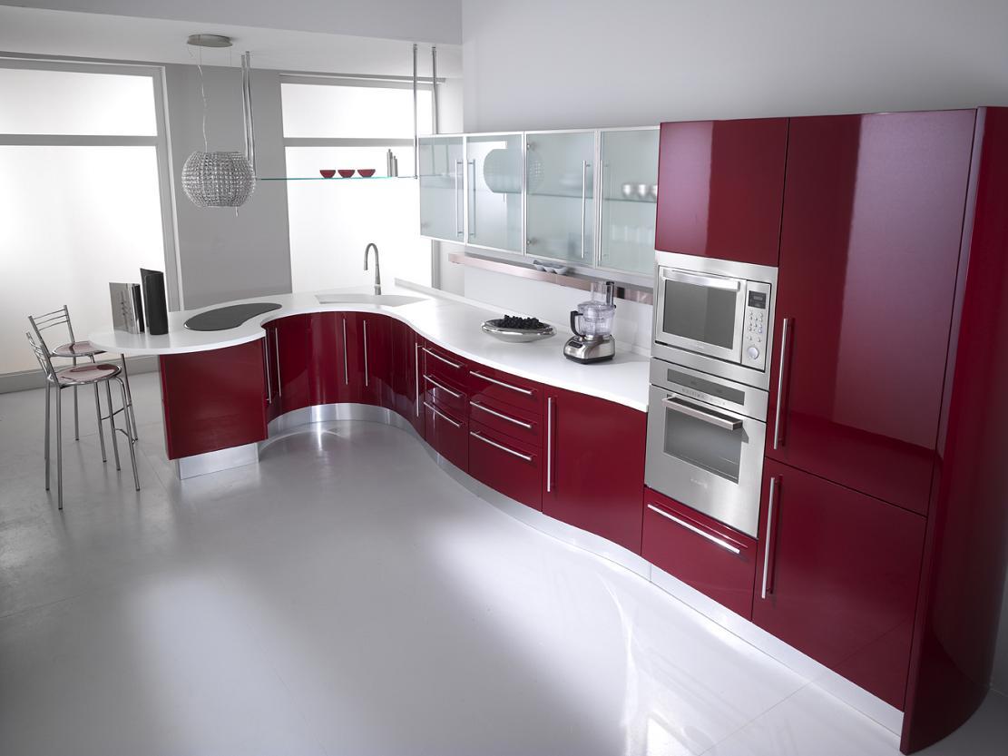 Mutfaklarınıza Modern Esintiler