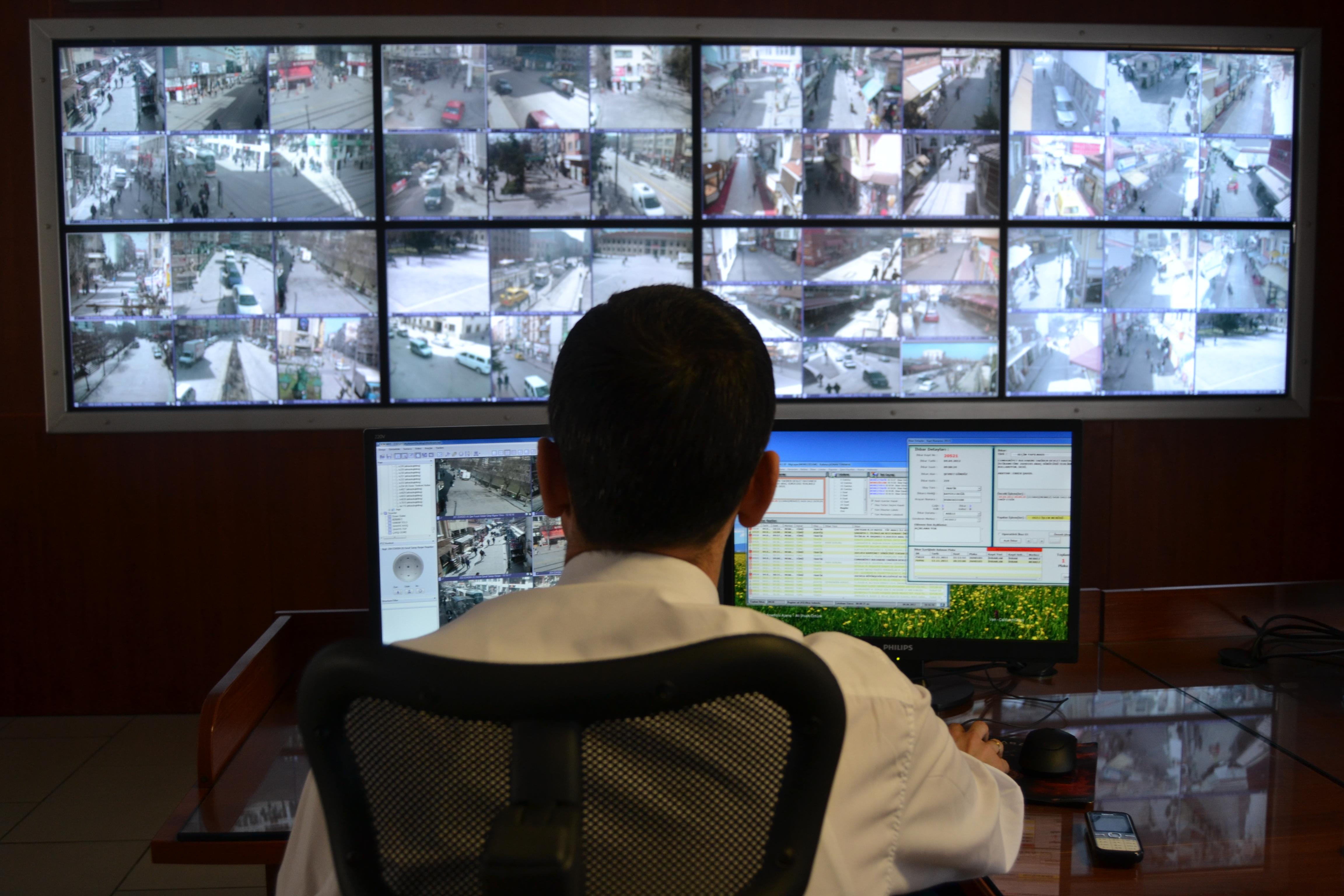 kent güvenlik sistemleri