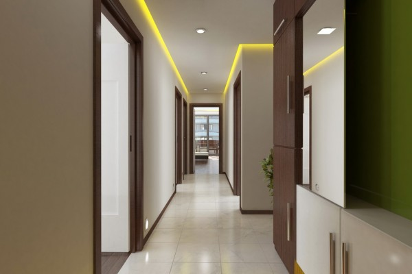 koridor dekoru