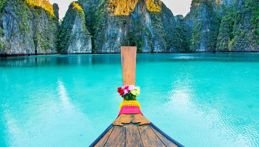 Tayland plajları