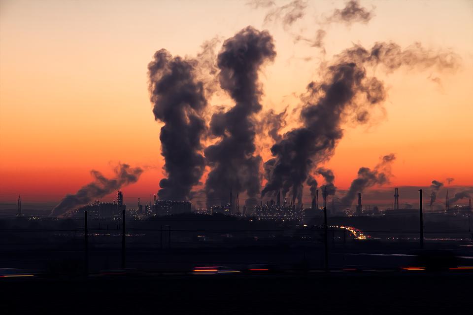 hava kirliliği nedir neden olur