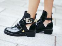 2017 Bayan Ayakkabı Modası