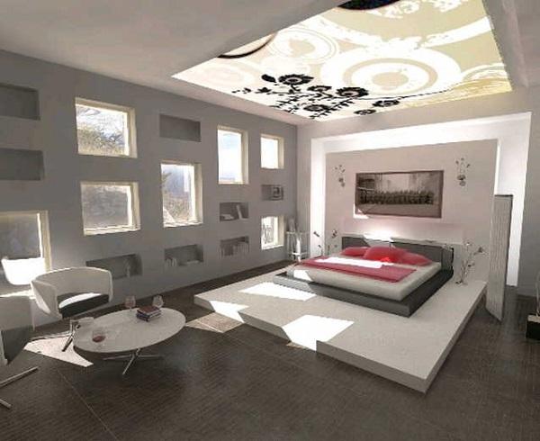 farklı yatak odası