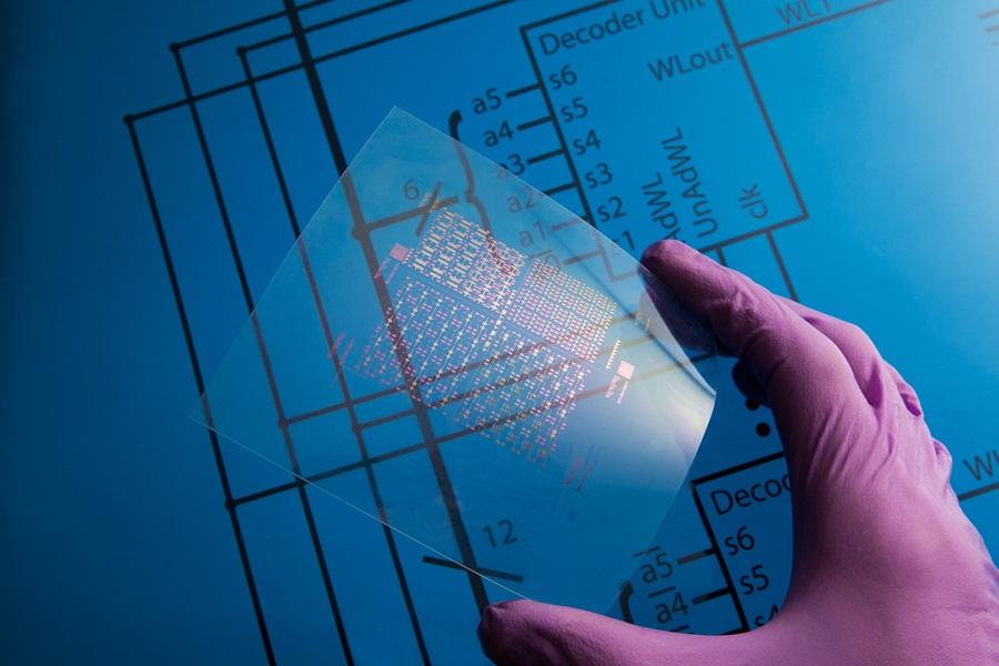 basılabilir elektronik devreler