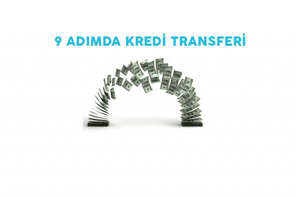 kredi transferi
