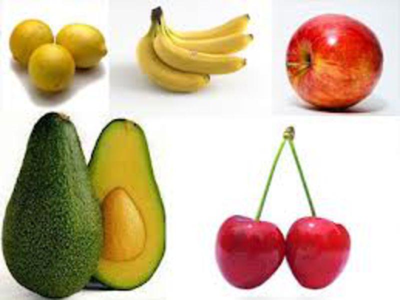 Meyveler İle Zayıfla