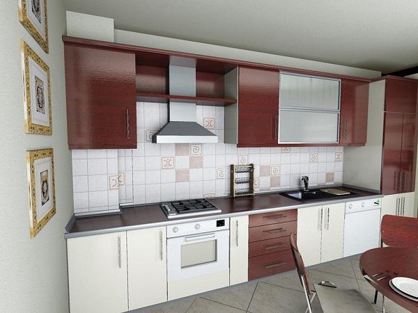 modern mutfak dolapları modelleri