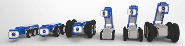 robotek kanal görüntüleme