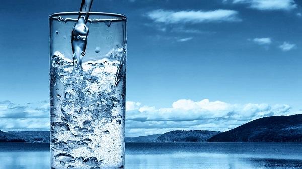 su ile ağız temizliği