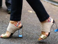 topuklu ayakkabı tarzı