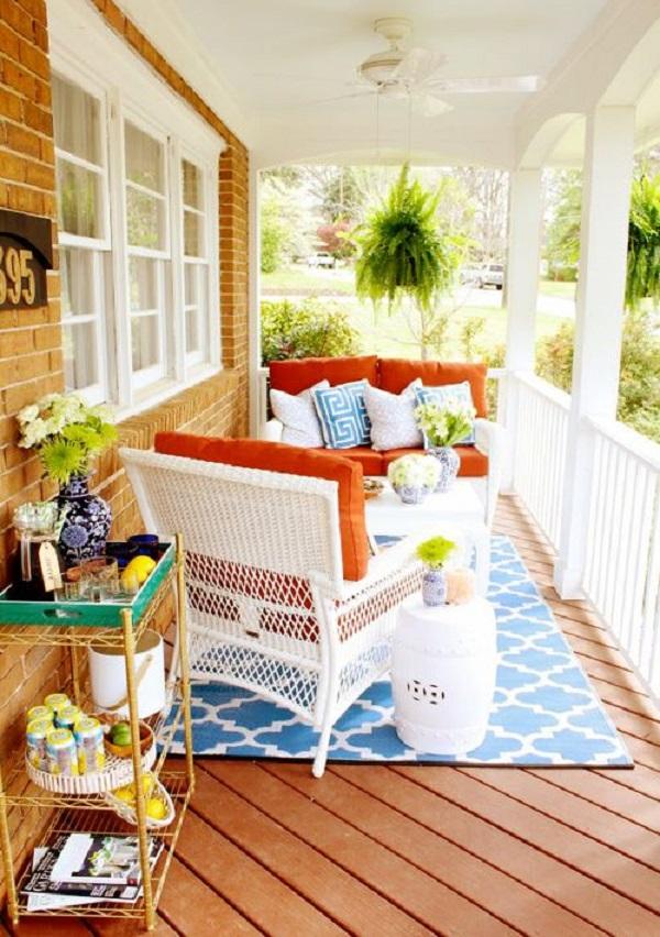 yazlık veranda modelleri