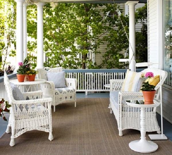 yazlık veranda